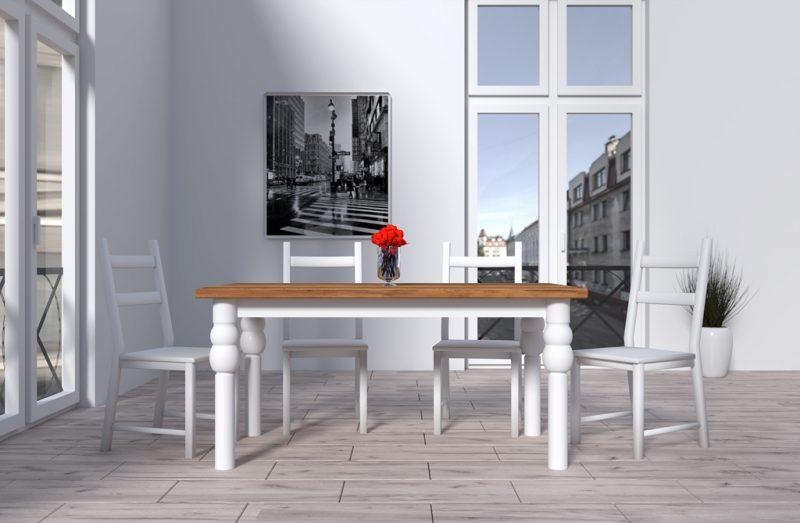 Stół do mieszkania