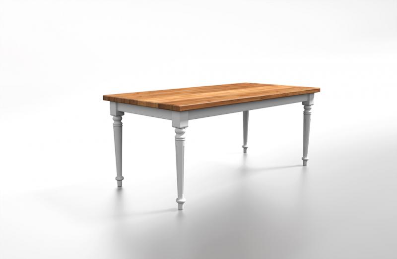 stoły na wymiar z drewna
