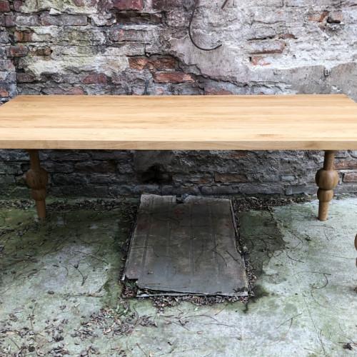 stół drewniany na zamówienie warszawa