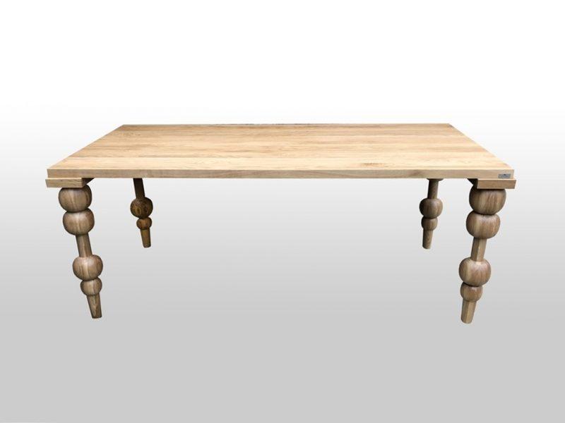 Stół dębowy Pudel na zamówienie