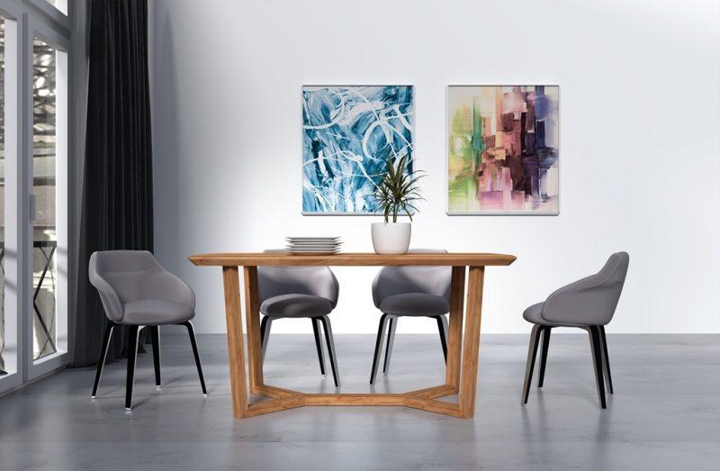 Stół drewniany Rio w stylu nowoczesnym warszawa
