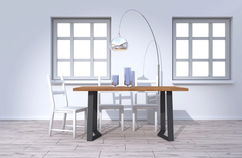 Stół do mieszkania na zamówienie warszawa