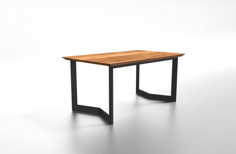 Stół klasyczny z drewna do kuchni
