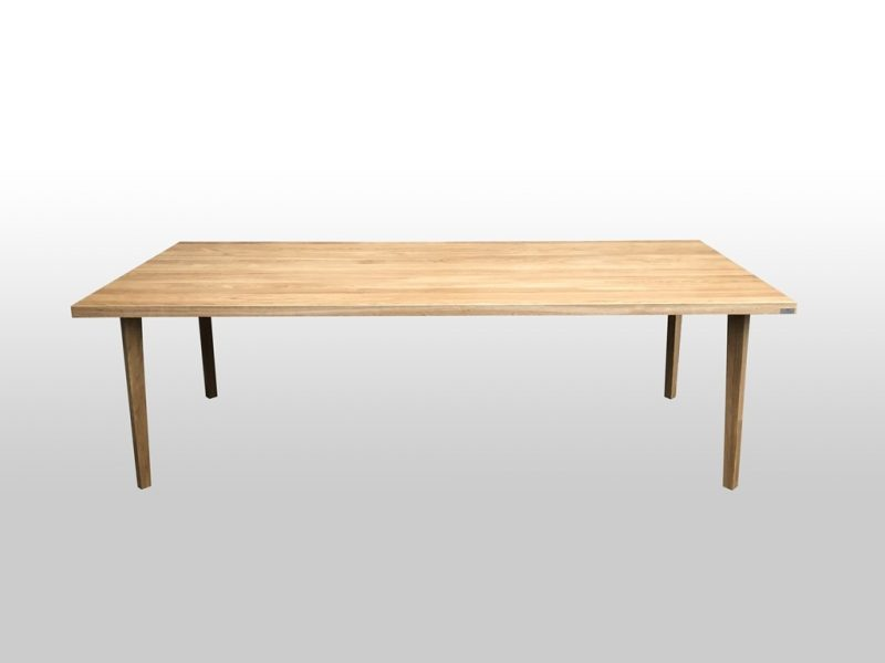 Stół dębowy Jazz na zamówienie