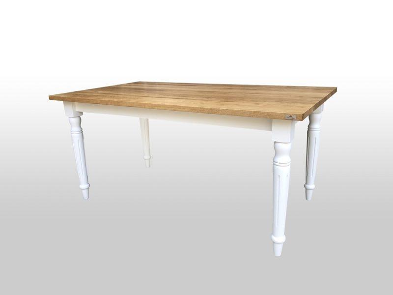 Klasyczny drewniany stół na zamówienie warszawa