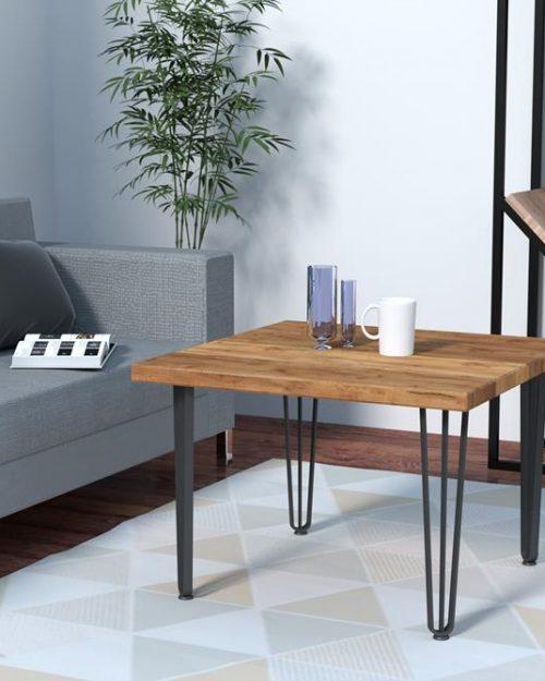 Dębowy stolik do mieszkania warszawa