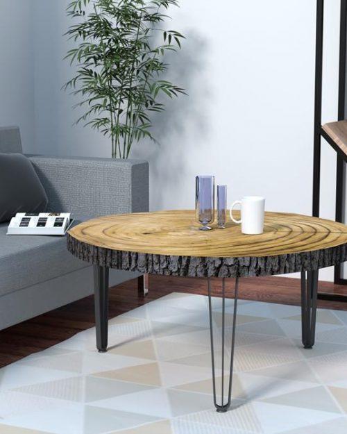 Stół drewniany do mieszkania